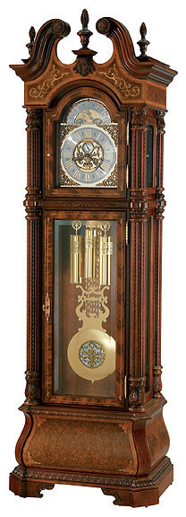 Howard Miller The J. H. Miller Floor Clock