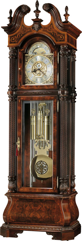 Howard Miller The J. H. Miller II Floor Clock