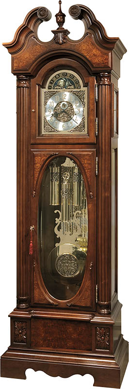 Howard Miller Coolidge Floor Clock