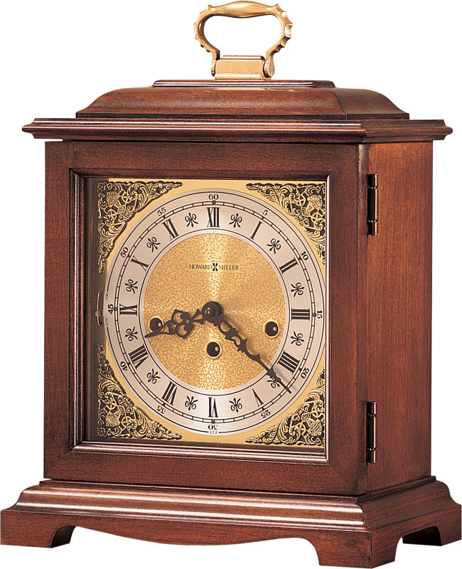 Howard Miller Graham Bracket  Mantel Clock