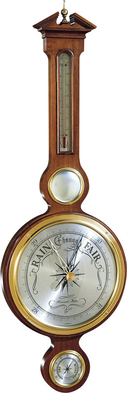Howard Miller Olympia Weather & Maritime Clock