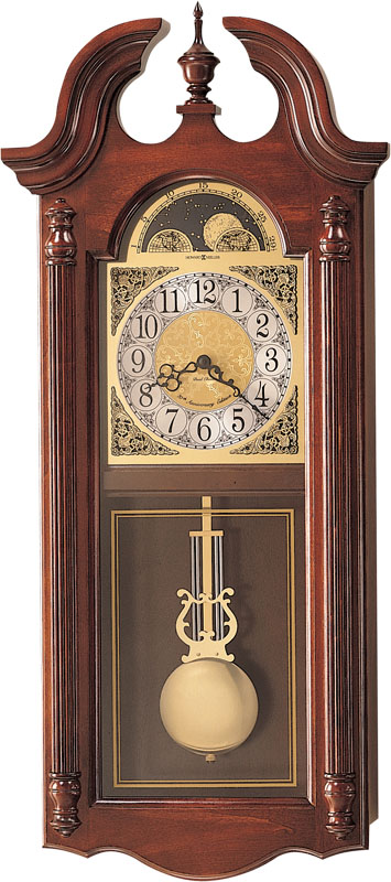 Howard Miller Fenwick Wall Clock