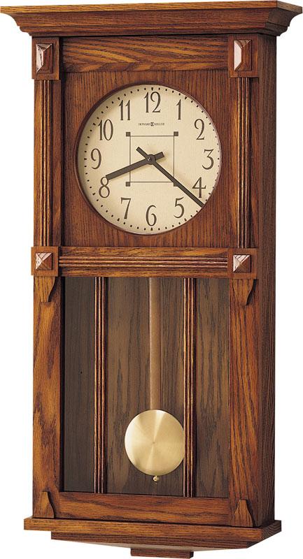 Howard Miller Ashbee II Wall Clock