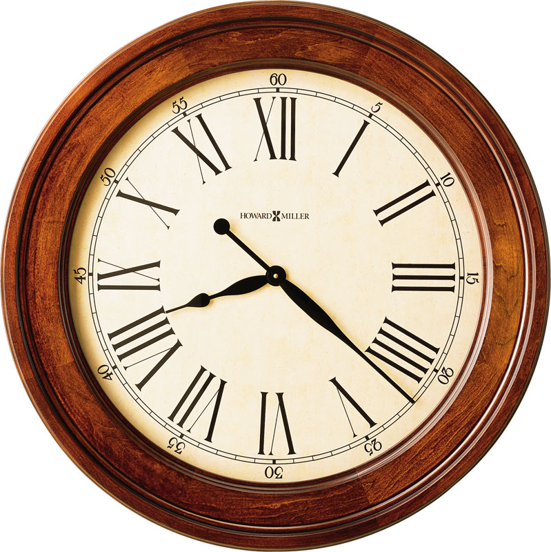 Howard Miller Grand Americana Wall Clock
