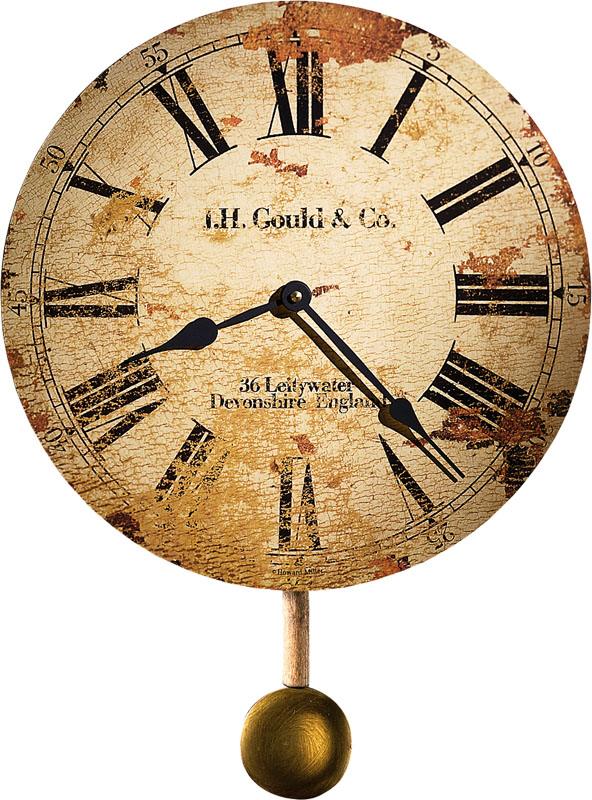 Howard Miller J. H. Gould and Co. II Wall Clock
