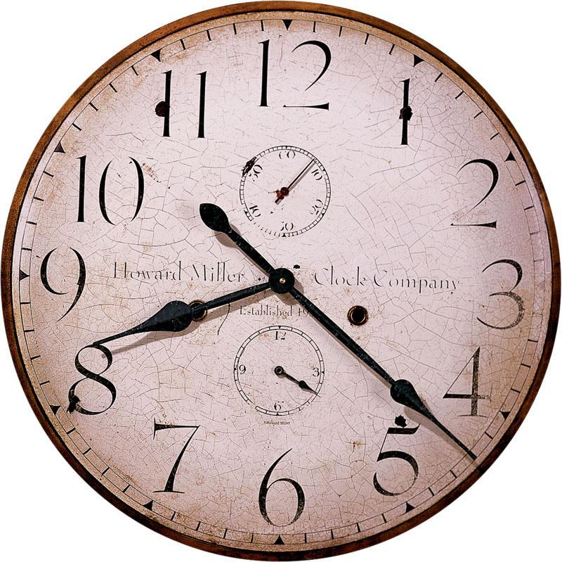 Howard Miller IV Wall Clock