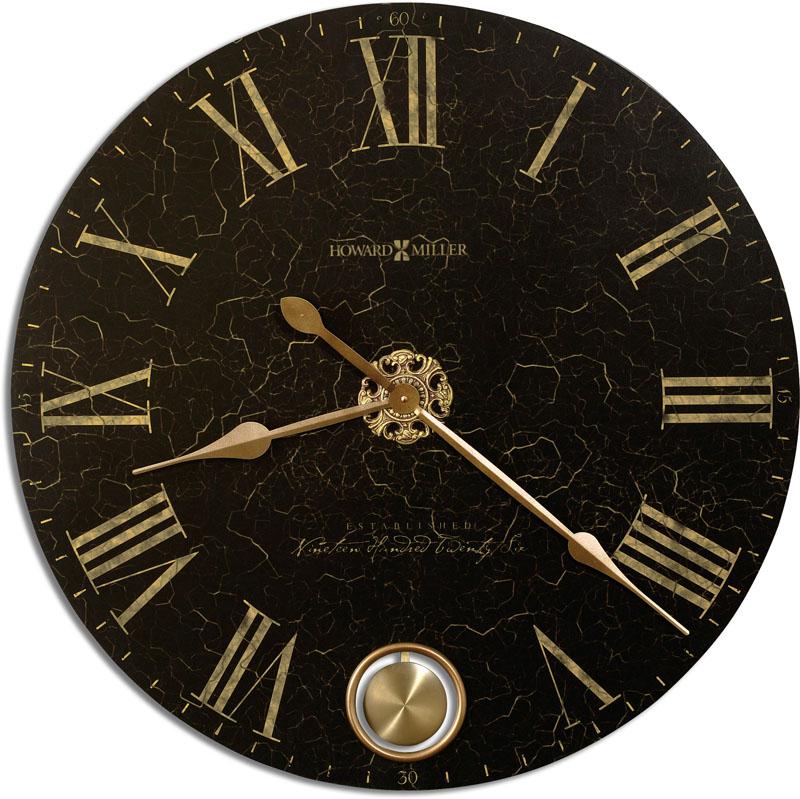 Howard Miller London Night Wall Clock