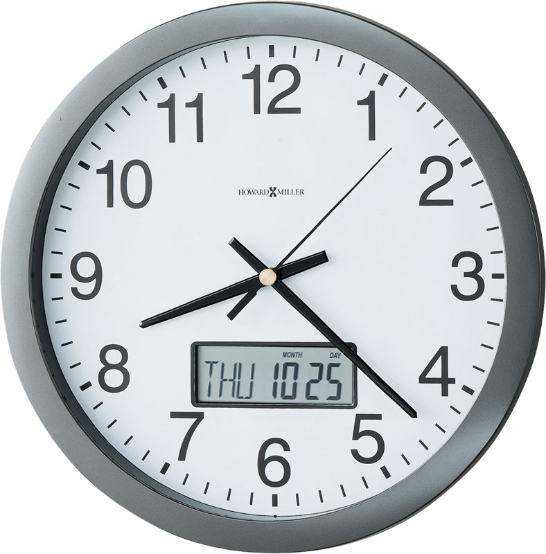 Howard Miller Chronicle Wall Clock