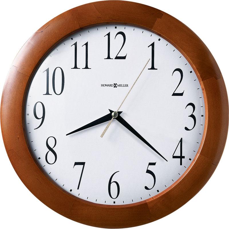 Howard Miller Corporate Wall Clock