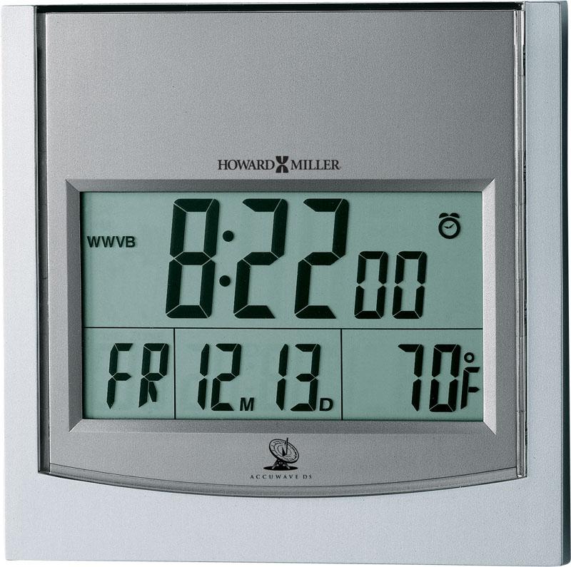 Howard Miller Techtime I Wall Clock