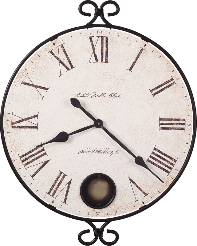 Howard Miller Magdalen Wall Clock