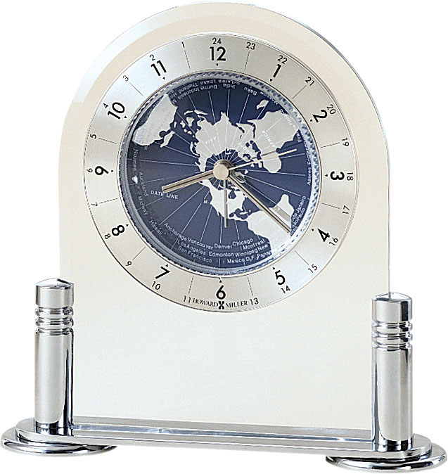 Howard Miller Discoverer Table Clock