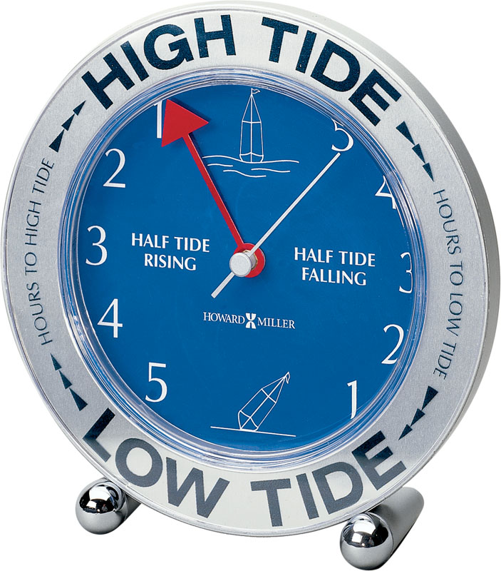Howard Miller Tide Mate III Weather & Maritime Clock