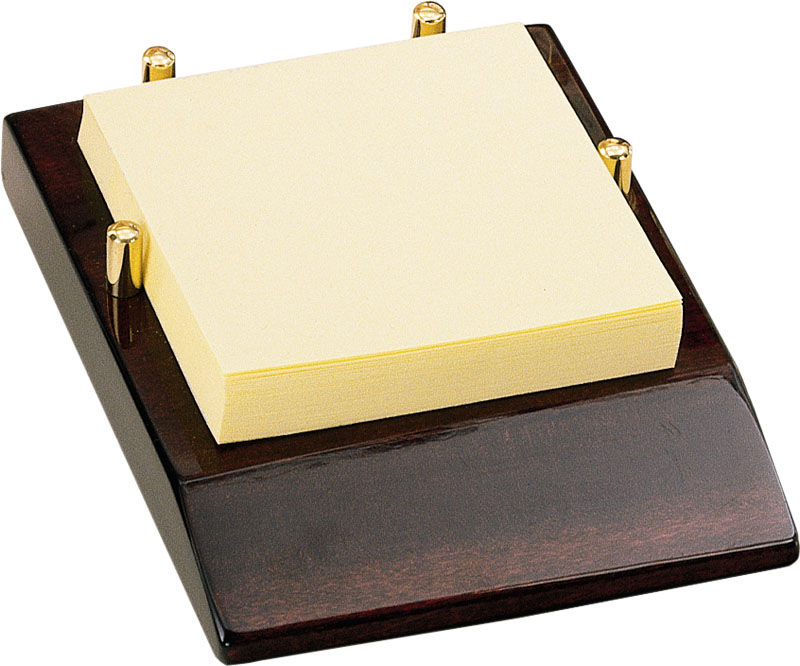 Howard Miller Note Pad Caddy II