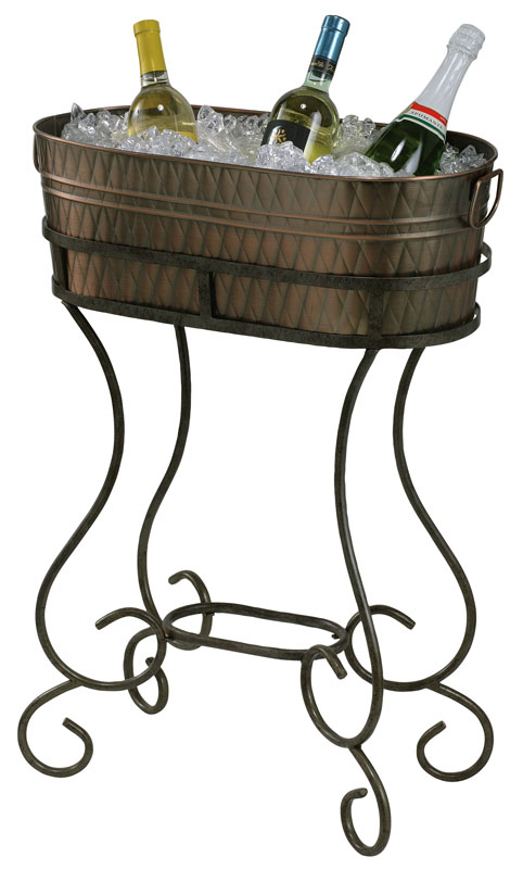 Howard Miller Entertainment Beverage Tub Wine and Spirits Furnishing