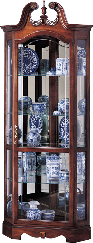 Howard Miller Berkshire Display Cabinet