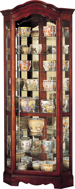 Howard Miller Jamestown Display Cabinet