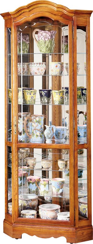 Howard Miller Jamestown II Display Cabinet