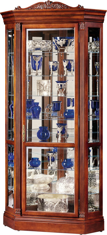 Howard Miller Embassy II Display Cabinet