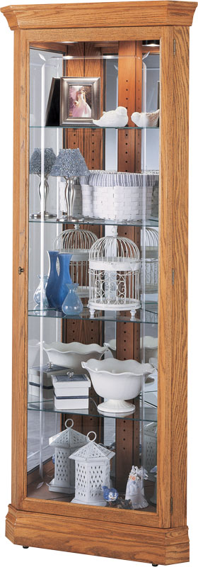 Howard Miller Hammond Display Cabinet