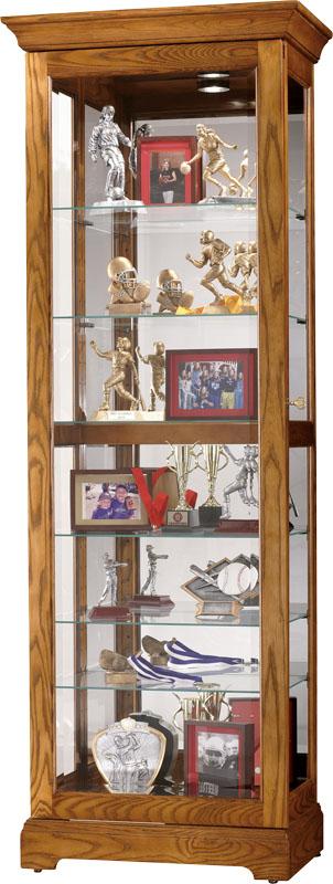 Howard Miller Moorland Display Cabinets