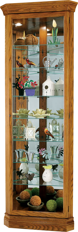 Howard Miller Dominic Display Cabinets