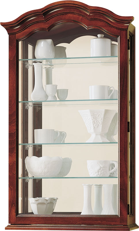 Howard Miller Vancouver Display Cabinet