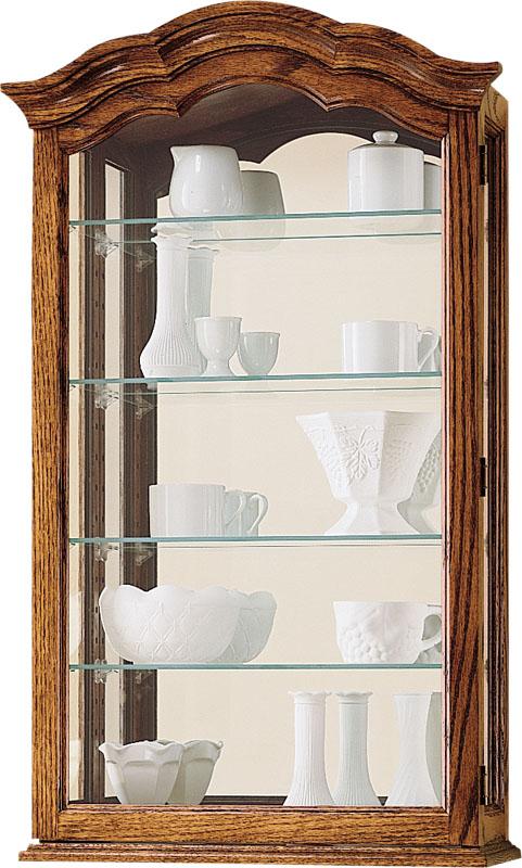 Howard Miller Vancouver II Display Cabinet