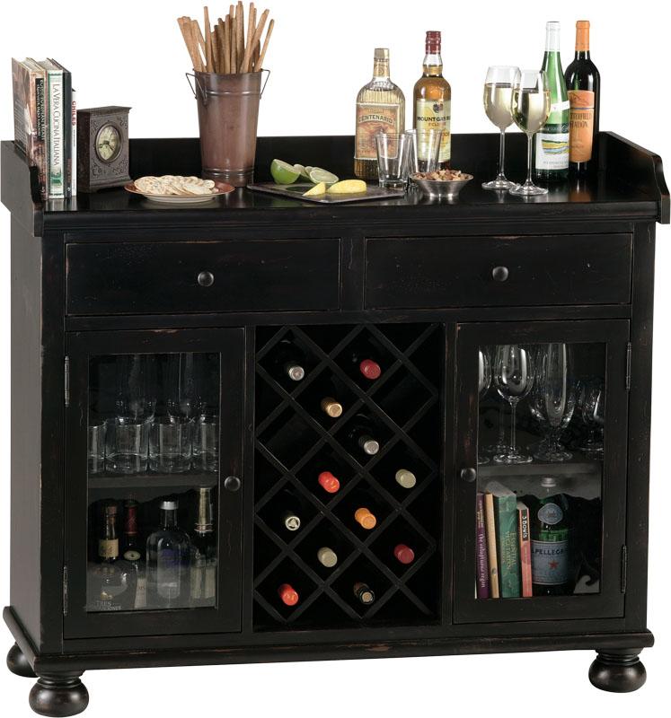Howard Miller Cabernet Hills Wine & Spirits Furnishing