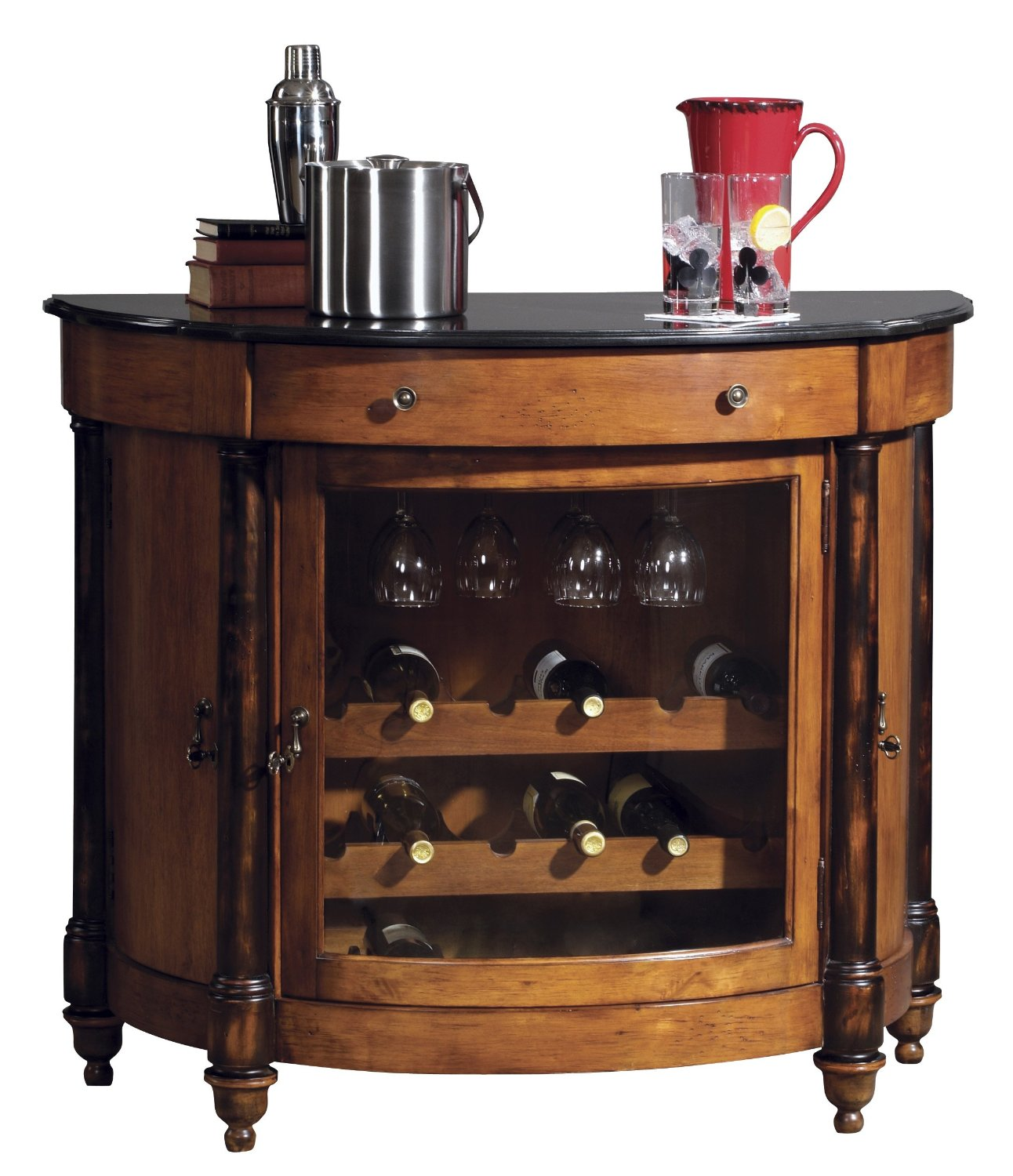 Howard Miller Merlot Valley Wine & Spirits Furnishing