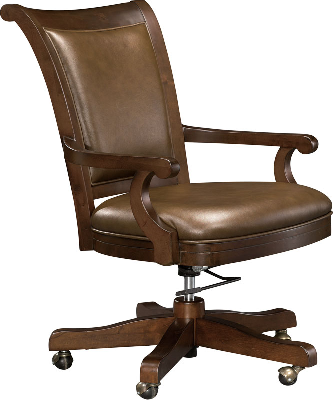 Howard Miller Ithaca Club Chair Wine & Spirits Furnishing