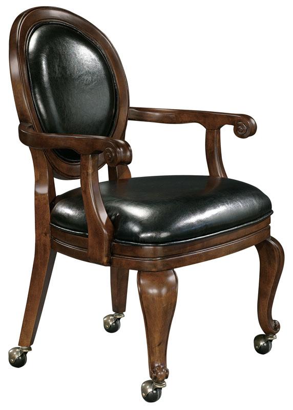 Howard Miller Niagara Club Chair Wine and Spirits Furnishing
