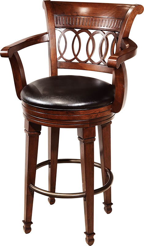 Howard Miller Cortland Bar Stool Wine & Spirits Furnishing